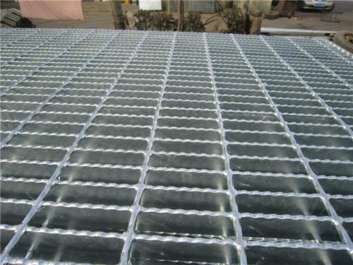 防滑镀锌格栅板