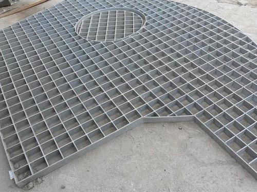 热浸锌平台钢格板