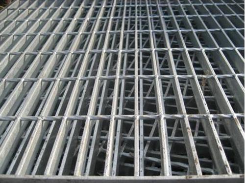 冷镀锌钢格栅板