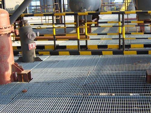 电厂平台钢格栅