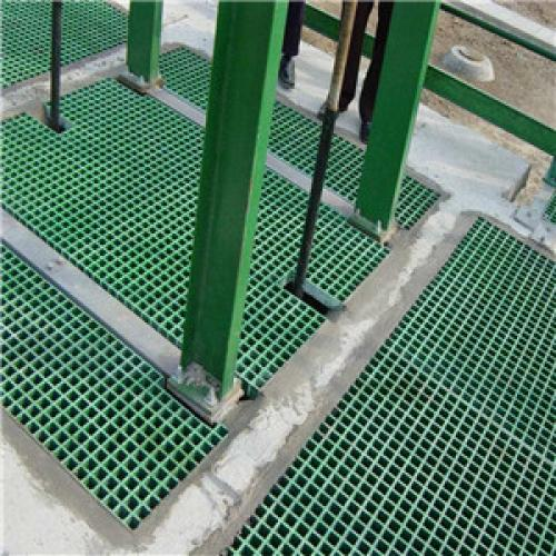污水处理厂玻璃钢格栅板