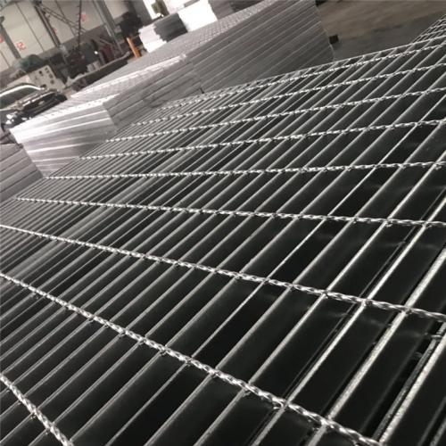 化工厂热浸锌钢格