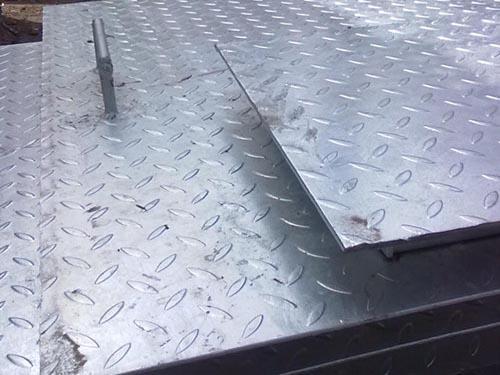 复合格栅盖板