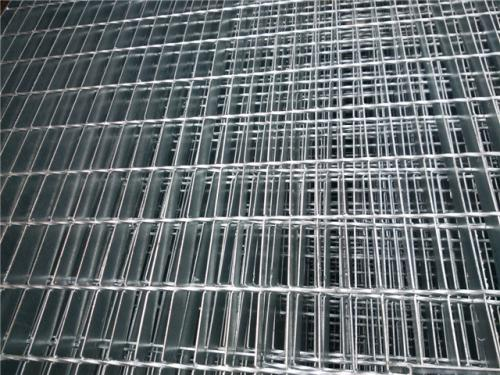 建筑镀锌钢格栅板