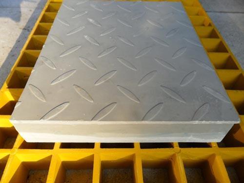 楼梯防滑格栅盖板