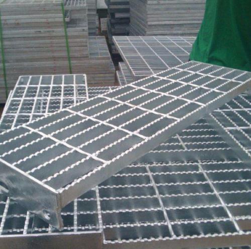 防滑钢格板平台