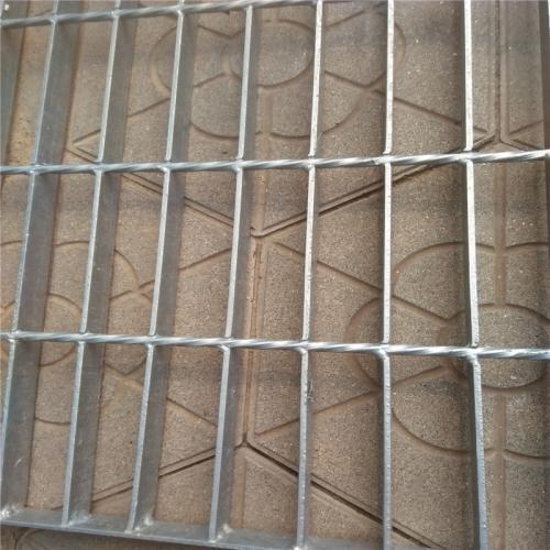 平台镀锌格栅板
