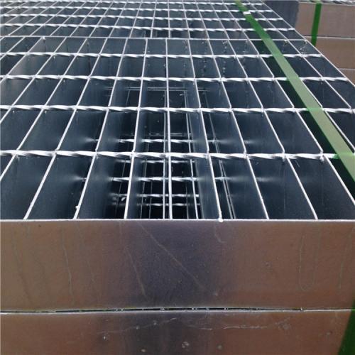 热镀锌格栅板平台