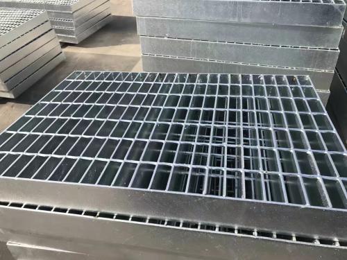电厂热浸锌钢格板