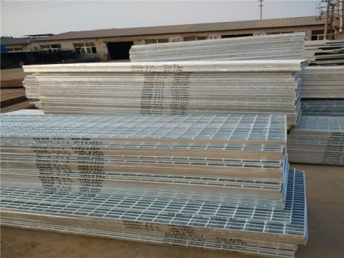 钢格栅平台盖板