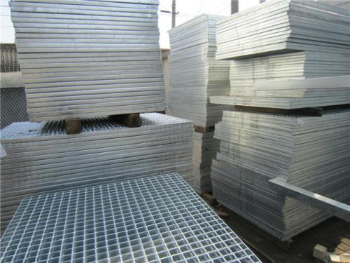 低碳钢钢格栅板