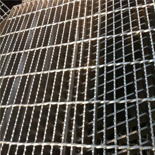 化工厂齿形钢格板