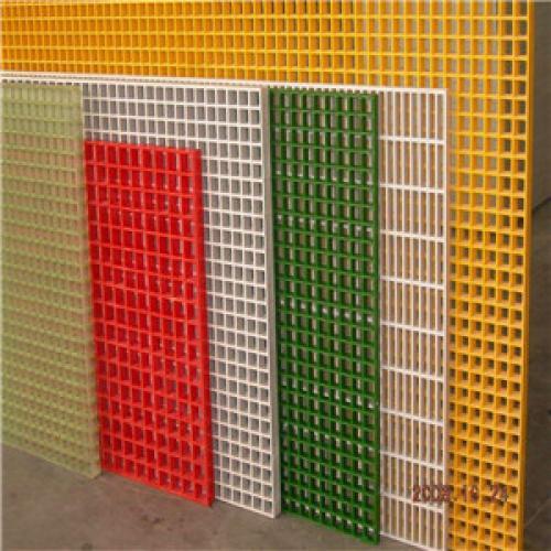污水处理厂玻璃格栅板