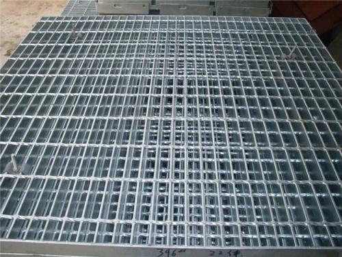 热镀锌钢格栅平台