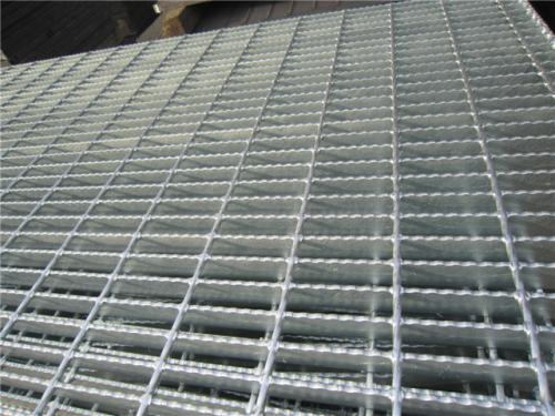 防滑钢格栅盖板