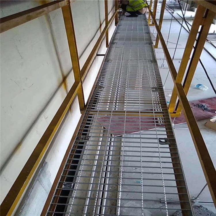 热镀锌钢格栅板规格