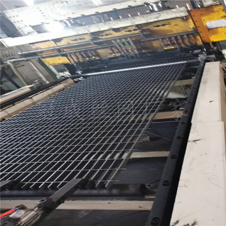 压焊镀锌格栅板平台