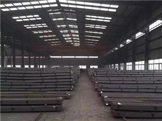 原材料扁钢仓库