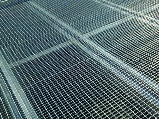 热镀锌钢格板案例